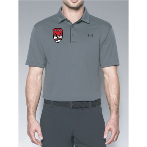 VFD Men's Under Armour (Tech Polo) Gray