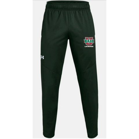 Wash U Men's Under Armour Rival Knit Warmup Pant - Forest Green