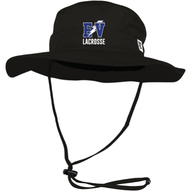 Eastview Lacrosse The Game (Bucket Hat) Black