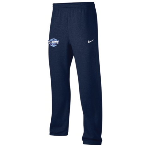 Blaine Lacrosse Men's Nike (TEAM CLUB FLEECE PANT) Navy