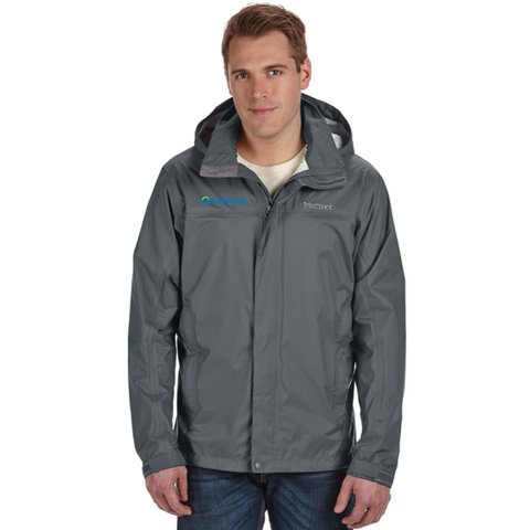 Craneware Men's Marmot (PreCip® Jacket) Gray