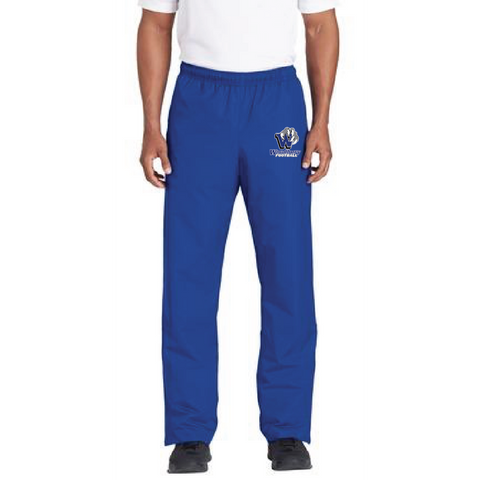 Woodbury Football Men's Sport-Tek® (Shield Ripstop Pant) Royal