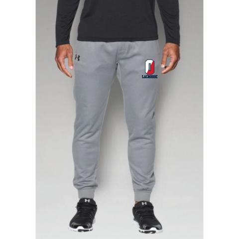 Orono Lacrosse Men's Under Armour (Storm Armour Fleece Jogger) Gray