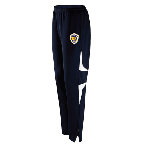KM Lacrosse Men's Holloway (Traction Pant) Navy