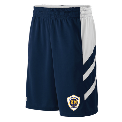 KM Lacrosse Men's Holloway (Helium Short) Navy