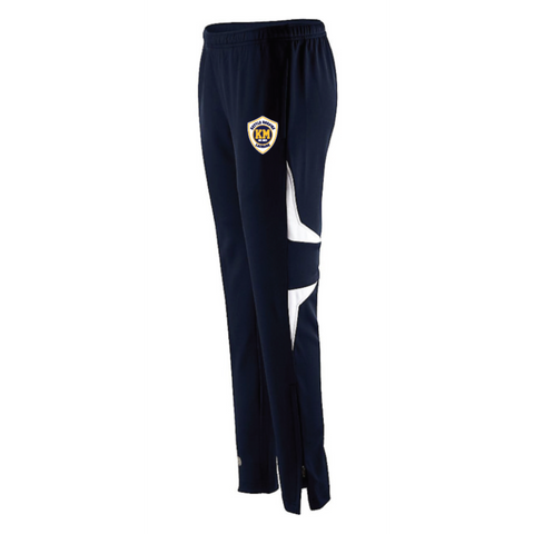 KM Lacrosse Women's Holloway (Traction Pant) Navy