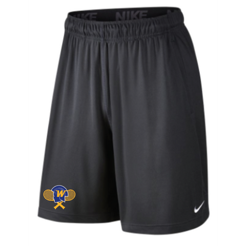 Wayzata Tennis Men's Nike (2 POCKET FLY SHORT) Anthracite