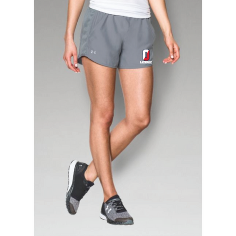 Orono Lacrosse Women's Under Armour (Fly By Short) Gray