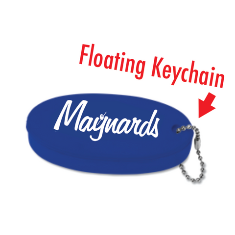 Maynards Floating Keychain