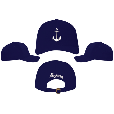 Maynards Snap Back (Buckle Strap Adjustable) Navy