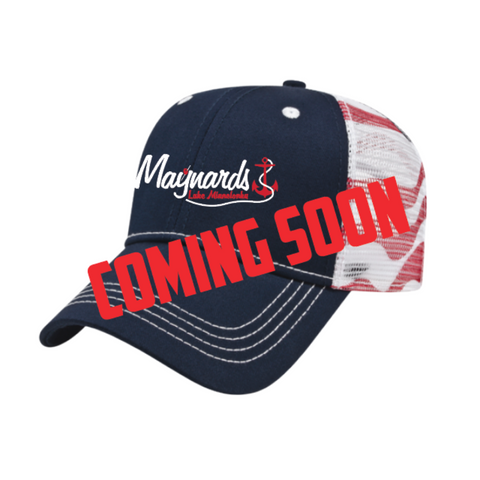 Coming Soon Maynards (American Flag Hat) USA