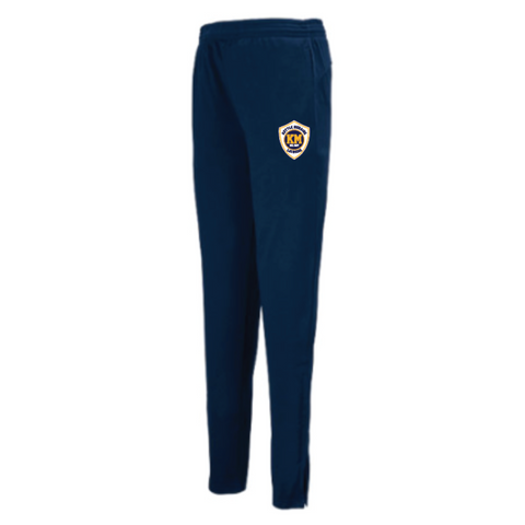 KM Lacrosse Men's Augusta (Tapered Leg Pant) Navy