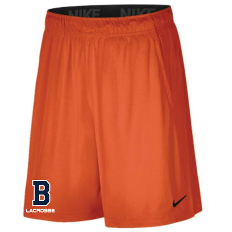 Bridgeland Lacrosse Men's Nike (2 POCKET FLY SHORT) Orange
