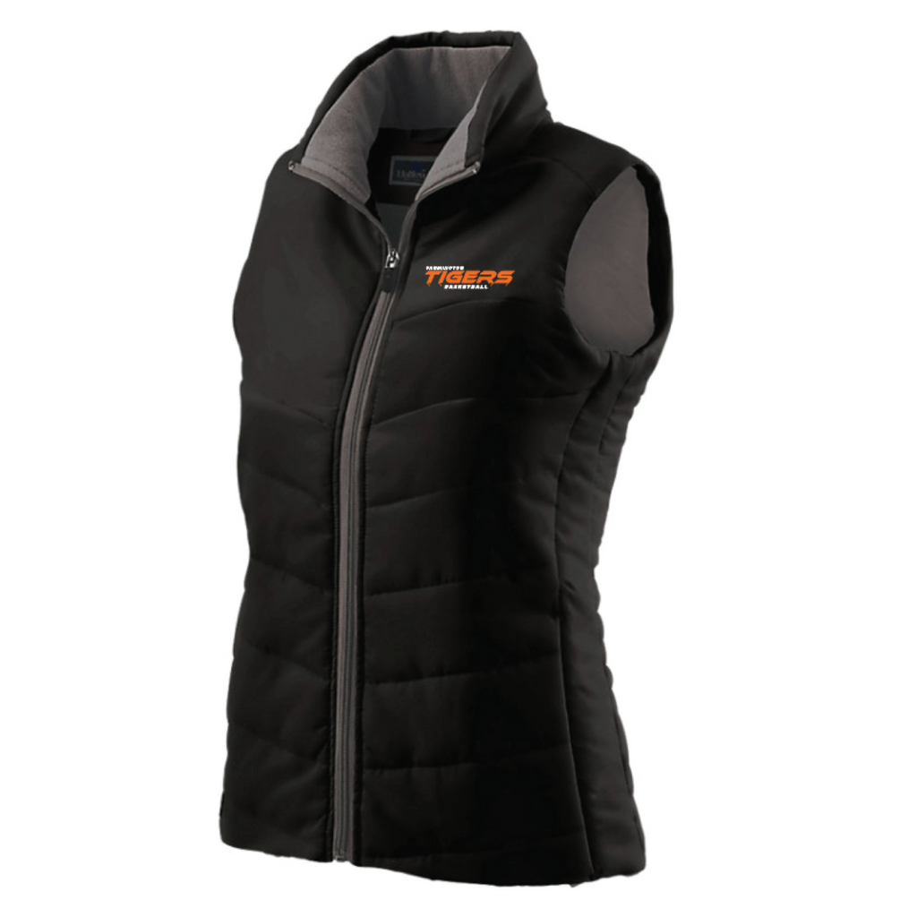 Farmington Basketball WOMEN'S HOLLOWAY (LADIES ADMIRE VEST) Black