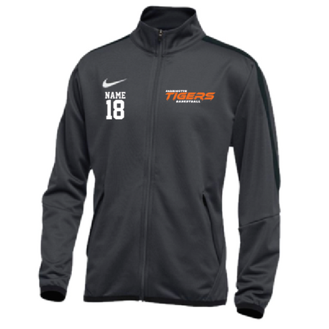 Farmington Basketball Men's Nike (M NK JKT EPIC) Anthracite