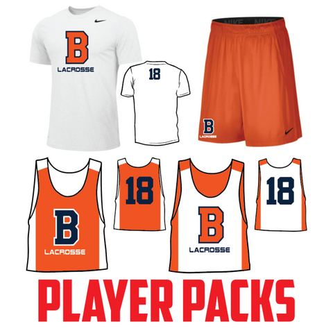 Bridgeland Lacrosse Player Practice Pack ***Recommended, Not Required***