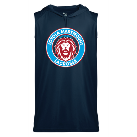LMU Lacrosse Men's Next Level (CVC Muscle Tank) Navy