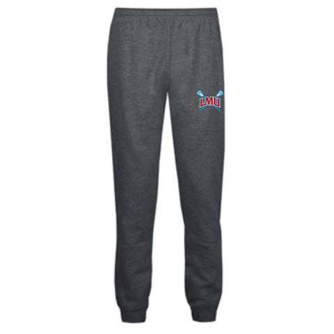 LMU Lacrosse Men's Jogger(ATHLETIC FLEECE JOGGER PANT) Oxford