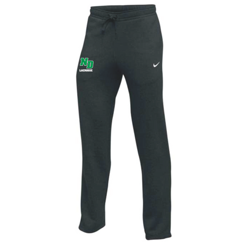 ND Lacrosse Men's Nike (Pant OH FLC Club) Anthracite