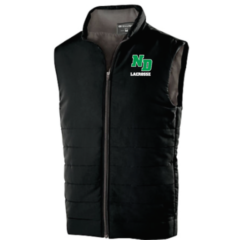 ND Lacrosse Adult Holloway (ADMIRE VEST) Black