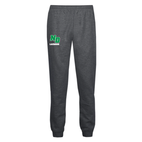 ND Lacrosse Men's Jogger (ATHLETIC FLEECE JOGGER PANT) Charcoal