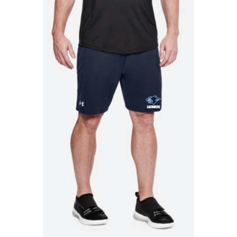 Bloomington Lacrosse Men's Under Armour (Team Raid Short 2.0) Navy