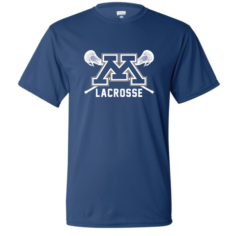 Minnetonka Lacrosse Adult Augusta Sportswear (Performance) Royal
