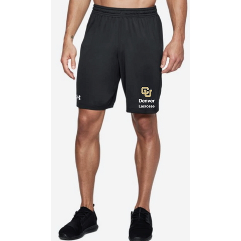 Denver Lacrosse Men's Under Armour (Team Raid Short 2.0) Black