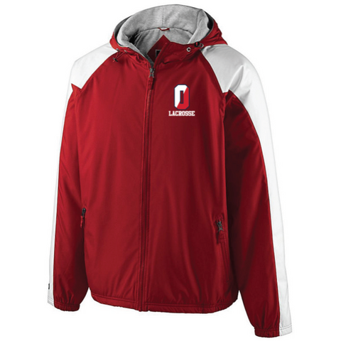 Orono Lacrosse Youth Holloway (Homefield Jacket) Red