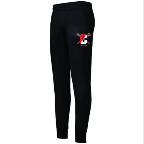 Centennial Lacrosse Holloway Joggers (Originals Sueded Fleece Jogger) Black