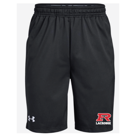 Elk River Lacrosse Youth Under Armour (Raid Short) - Black