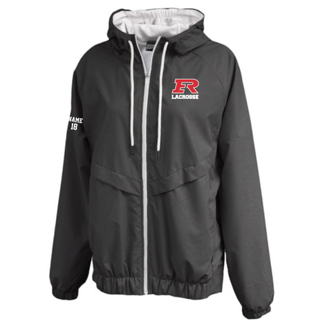 Elk River Lacrosse Women's Pennant (Aqualon Jacket) - Black