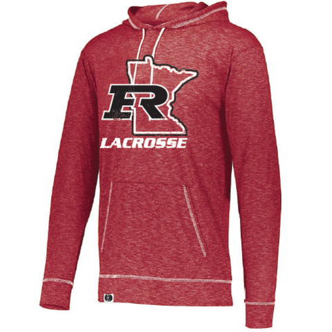 Elk River Lacrosse Men's Holloway (Journey Hoodie) - Red