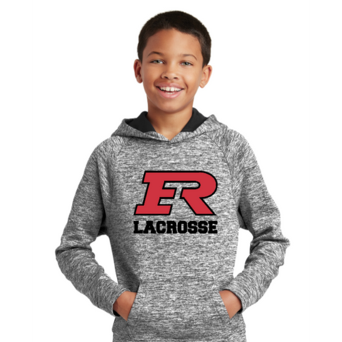 ELK RIVER Lacrosse YOUTH UNISEX HOODED SWEATSHIRT