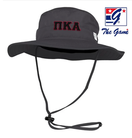 Pike Boonie Hat By The Game - Charcoal