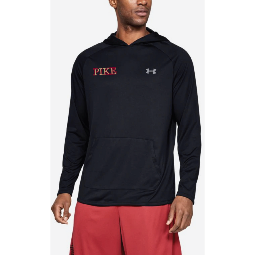 PIKE Men's Under Armour (Tech 2.0 Hoodie) Black