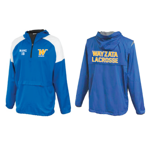 **YOUTH** Wayzata Lacrosse Jacket Royal