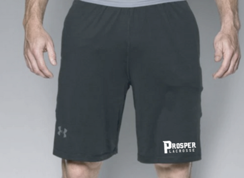 Prosper Lacrosse Youth Under Armour (Raid Short) - Black