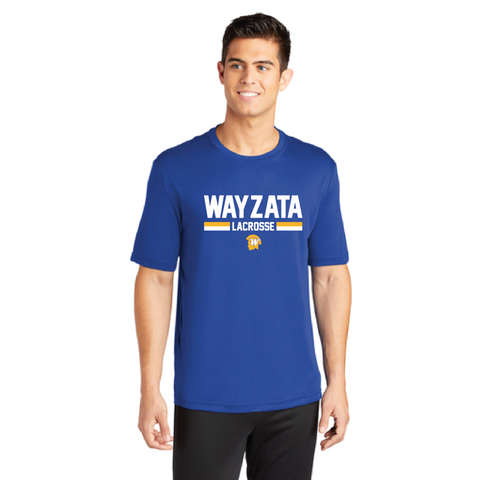 Wayzata Lacrosse Royal Game Shooter Shirt ***High School Recommended***