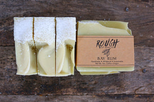 Bay Rum Handcrafted Artisan Soap