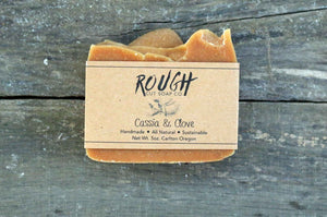 Cassia and Clove Handcrafted Artisan Soap