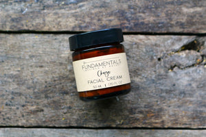 Handcrafted All Natural Facial Cream