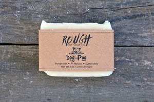 Dog Poo Shampoo Handcrafted Artisan Soap