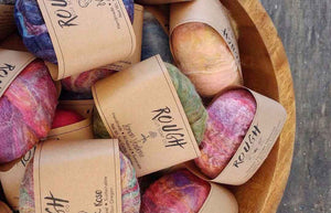 Felted Soaps Handcrafted Artisan
