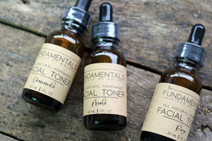Handcrafted Facial Toner
