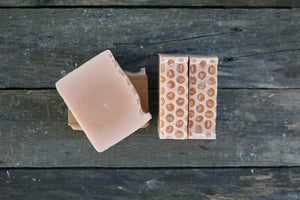 Tangerine & Honey Cold Process Soap