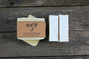 Patchouli & Bergamot Cold Process Soap