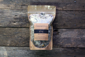 Handcrafted All Natural Reef Bath Salts 16oz.
