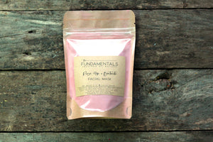 Rose, Hip and Bentonite Facial Mask