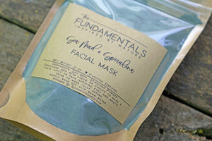 Sea Mud and Spirulina Facial Mask